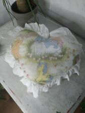 Vintage My Little pony original heart shaped cushion zipped removable cover rare