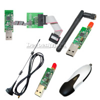 CC2540 CC2531 Sniffer Zigbee Protocol Analyzer USB Wireless Dongle+Antenna/Case