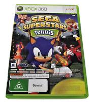 Sega Superstars Tennis XBOX 360 PAL XBOX360