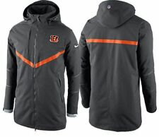 Nike Men's Cincinnati Bengals 550 Down Filled Jacket 638929-060 $400 Size Large