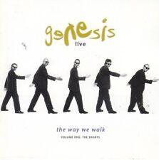 Genesis - LIVE - CD - The Way We Walk (Vol.1) Tolles Album mit 11 starken Songs