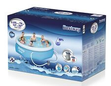 Best Way  Fast Pool mit Pumpe 305 cm * 76 cm  Quick Pool