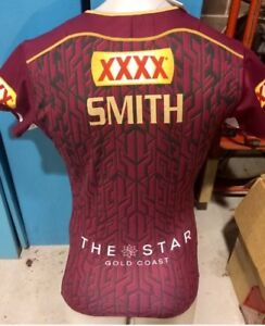 Game Issue Player Queensland Jersey Training Melbourne Storm Qld State Origin
