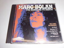 Cd   You Scare Me to Death von Marc Bolan & T Rex