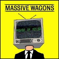 Massive Wagons - House of Noise CD NEU OVP