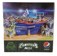 2016 Eugene Emeralds Champions Pepsi Promotional 500 Piece Puzzle Complete