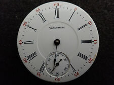 mainspring--model-1888 Hearty Waltham 16 S New Old Stock--excellent Condition High Quality And Inexpensive