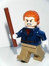 LEGO HARRY POTTER CUSTOM BILL WEASLEY MINIFIGURE MADE OF LEGO PARTS