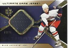 2004-05 Ultimate Collection Jerseys Gold #UGJNZ Nikolai Zherdev 74/75 Jackets
