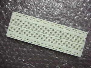 3M Electronic Project Breadboard/Univ Terminal Strip / 840 tie-points NEW NO BOX