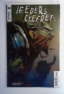 Jeepers Creepers #4 Dynamite Entertainment 2018 NM 1st Print Comic Book