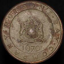 More details for 1970 | hudson bay company medal | medals | km coins