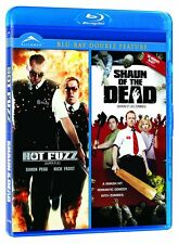 Hot Fuzz / Shaun Of The Dead (Double Feature)
