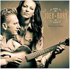 Joey + Rory - His and Hers (CD, 2012) • NEW • Rory and Joey Feek