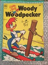 Vintage Dell Comics 1952 Walter Lantz Woody Woodpecker No.415
