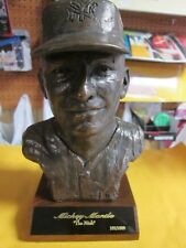 Mickey Mantle Bronze bust statue 30 of 1000