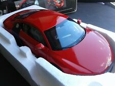 AUDI R8 RED 1/18 KYOSHO LAST ONE IN STOCK READ TEXT