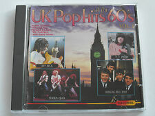 UK Pop Hits Of The 60's Vol. 1 - Various (CD Album) Used Very Good