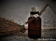BESOM BROOM Ritual Oil Anointing Oil Blessing & Cleansing Oil ~Wicca Witchcraft
