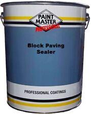 Wet look Driveway sealant Drive sealant -block paving  patio sealer Large...