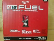 Brand New Milwaukee  2723-20  M18  FUEL Compact Router  (Bare Tool Only)
