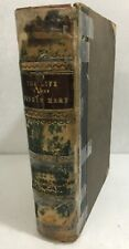 The Life of the Virgin Mary - Translated by F C Husenbeth - Antique Circa 1860's