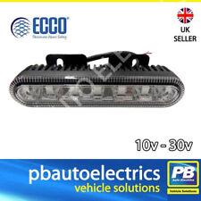 Vision Alert Amber LED Strobe Warning Light Reg65 IP67 12-24v 18w - ED5000A
