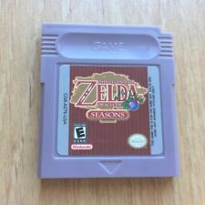 The Legend of Zelda - Oracle of Seasons Game Boy Color