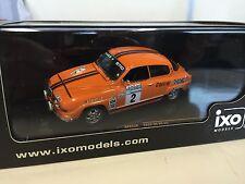 Saab 96 V4 Blomqvist RAC Rally 1974 1:43 IXO  RALLYE-RAC232