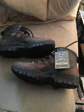 Pacific Trail Division Sz 11 Med Men's Waterproof Hiking Boots New Brown Org $70