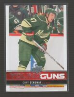 (72463) 2012-13 UPPER DECK YOUNG GUNS CHAY GENOWAY #229 RC