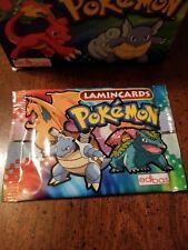 Pokemon Lamincards Pack Sealed