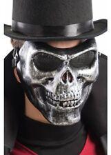 Airsoft Paintball Full Face Skull Skeleton CS Warrior Mask Military Halloween UK
