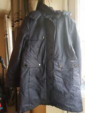 Next Ladies rain coat navy size 12