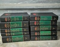 Complete NEW INTERPRETERS BIBLE A Commentary in11 Volume Set FREE SHIPPING