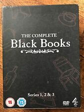 Billy Bailey Negro LIBROS COMPLETO 1 2 3~ Británico Culto TV Series GB DVD caja