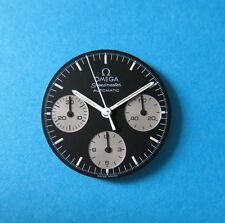 RARE Omega 2003 Speedmaster Reduced REVERSE PANDA Dial & Hands Ref.3510.52 NOS