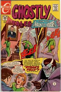 Ghostly Tales #76 Charlton Comics Ditko 1969