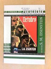 DVD / OCTOBRE / EISENSTEIN / TRES BON ETAT