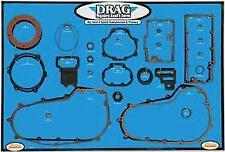 Gasket, Seal and O-Ring Display for Big Twin 6-Speed Transmissions/Primaries