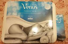 Braun Gillette Venus Naked Skin Intense Pulsed Light IPL Hair Removal System