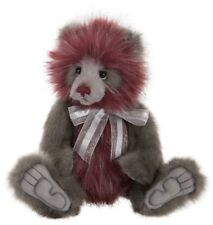 Grover limited edition collectable plumo teddy bear by Charlie Bears - Cb181827B