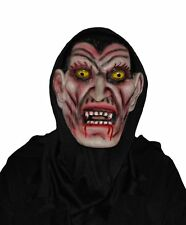 Vampire Deluxe Hooded Mask Animal and Character Masks Fancy Dress Party Accessor