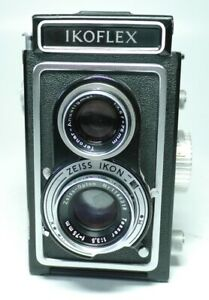 Zeiss Ikon IKOFLEX mit Zeiss-Opton 3,5 75mm  An-Verkauf!   ff-shop24