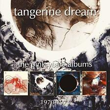 Tangerine Dream - The Pink Years Albums: 1970-1973 (NEW 4CD)