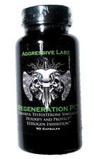 Aggressive Labz Regeneration X PCT 60 Capsules Powerful Post Cycle Formula