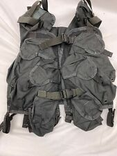 Eagle Industries Old School Load Bearing Vest Lbv Black Alice Somav Rangers Seal