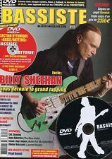 Bassiste #17 -Billy SHEEHAN- Namm Show 2008, Tim Bogert,... + DVD exclusif !