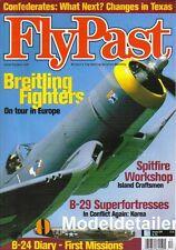 FlyPast Magazine 245 B-29 Superfortress Korea B-24 Diary Breitling Sunderland