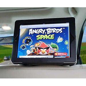 Car Headrest Mount Holder For Apple iPad 2 3 4 Protect case Leather Adjustable